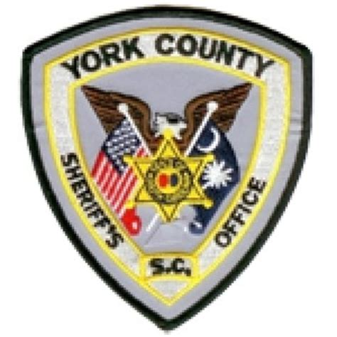 York County Sheriff S Office deputy sheriff brent mccants york county sheriff s