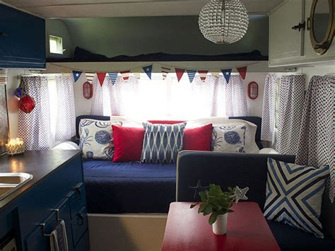 travel trailer decorating ideas 15 vintage rv diy before afters that are giving us
