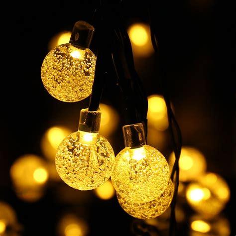 Leds Christmas Solar String Lights Christmas Light Ideas Orange Solar String Lights