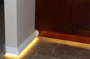 Baseboard Lighting by Led S Everywhere A Creative Idea For Lighting Underneath