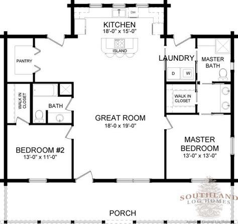 southland log homes floor plans johnston plans information southland log homes