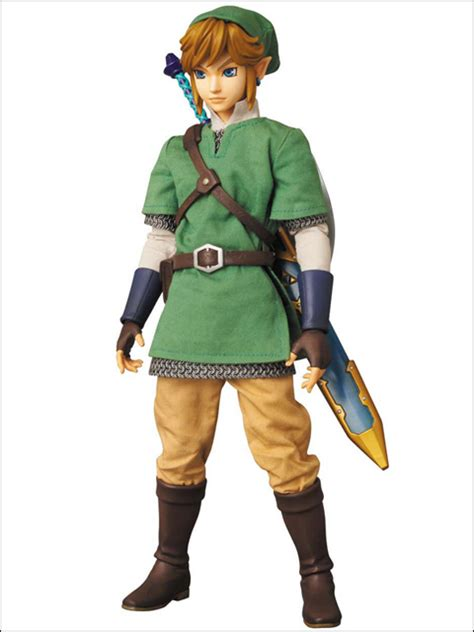 Link Cloth by Medicom Real Legend Of Skyward Sword