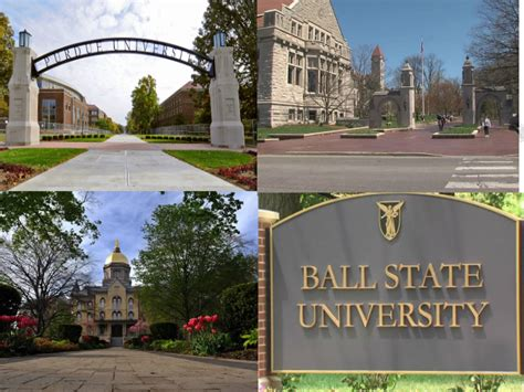Indiana Mba Us News World And Report by Several Indiana Schools On U S News And World Report S