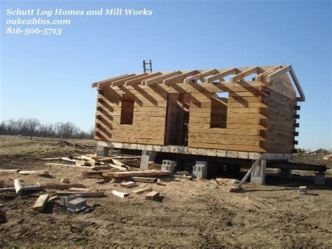 Log Cabin Builders In Oklahoma by Small Log Cabin Kit 9 900 Lawton Ok Claz Org