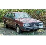 Bruces Cars  1983 Subaru GL 4x4 Wagon Burgundy