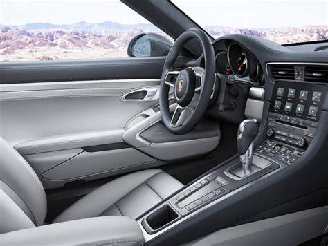 porsche interni porsche 911 cabrio foto panoramauto