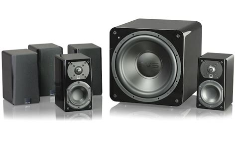 svs prime  home theater speaker system ecousticscom