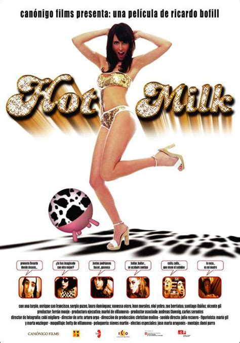 Film On Hot Milk   hot milk 2005 filmaffinity