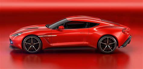 aston martin concept cars 2016 aston martin vanquish zagato concept 187 car revs daily com