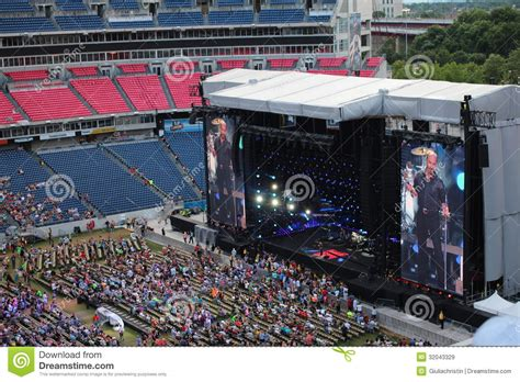 country music festivals tennessee 2014 cma country music fest in nashville editorial stock image