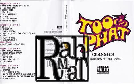 Kaset Cd Senam Aerobik Funky Beat classics the collection of tracks 2004 nostalgia lagu lagu melayu