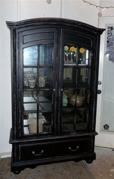 Dining Room China Hutch by Locavore Shabby Chic Furniture By Rethunk Junk Home Is