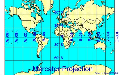 mercator map projection map projection overview