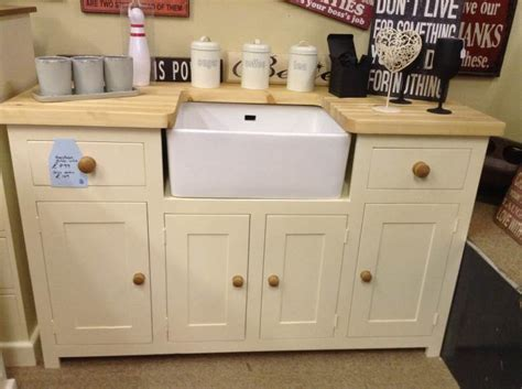 Pine Kitchen Furniture Belfast Sink Unit Hall Of Pine Nottingham