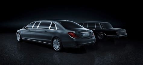 2016 mercedes maybach pullman takes s class to new opulent