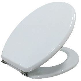 screwfix toilet seat cooke and lewis standard closing toilet seat moulded wood
