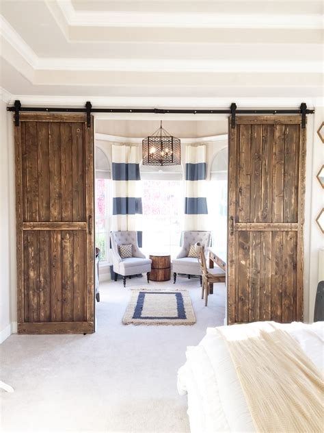 what to do with an extra room our barn door bedroom addition