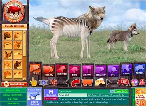switch zoo make new animals switch zoo deluxe make new animals jewel case free