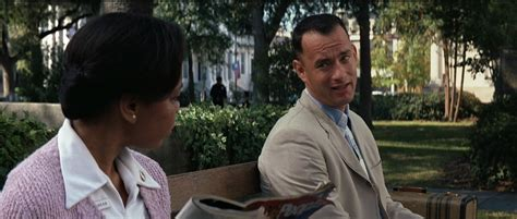 forrest gump bench scene 301 moved permanently