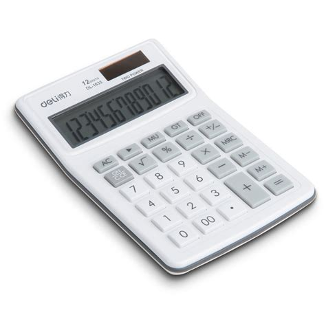 Kalkulator 12 Digit Deli W39203 popular waterproof calculator buy cheap waterproof calculator lots from china waterproof