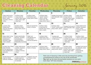 Cheap Desk Calendars House Cleaning House Cleaning Free Chore List Printable