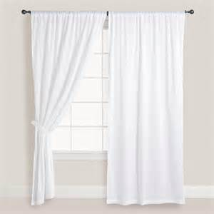 White Cotton Valance Curtains White Cotton Curtains Furniture Ideas Deltaangelgroup