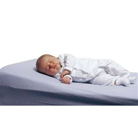 Crib Wedge To Elevate Head For Sleeping Maternity