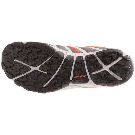 columbia sportswear conspiracy vapor techlite 174 trail shoes