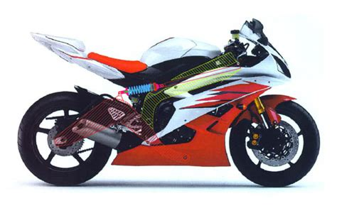 testo motocicletta innovativo telaio per motociclette vetrina multimediale
