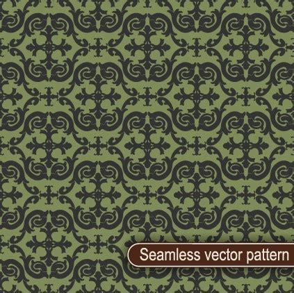 vintage pattern vector download free vintage seamless floral pattern vectors free vector