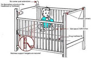 crib safety tips