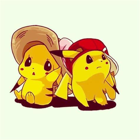 imagenes kawaii chidas les regalo un fondo kawaii 3 pikachu meme subido por