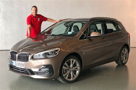 Bmw 2er Tourer Test by Bmw 2er Active Tourer Gran Tourer 2018 Infos Test