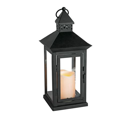 Outdoor Candle Lanterns Luminara Battery Operated Flameless Candles