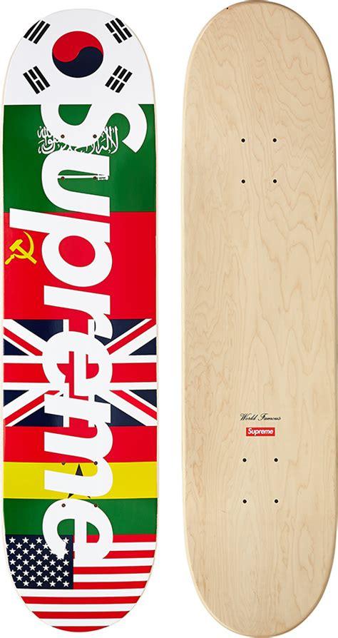 supreme boards best 25 supreme skateboard deck ideas on