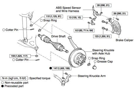 layout cv exle front axle cv assembly replacement tlc faq