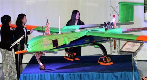 Drone Malaysia malaysia invests in a uav for monitoring and disaster