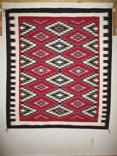 teec nos pos rugs q3011 teec nos pos weaving navajo rug by bernice nez 7 400
