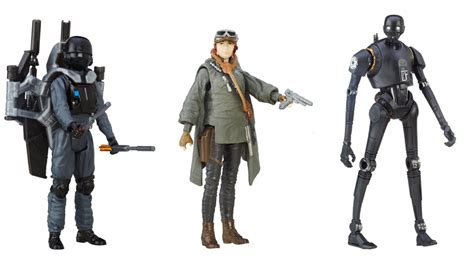 Funko Pop Wars Series K2so One a look at some of the new rogue one figures