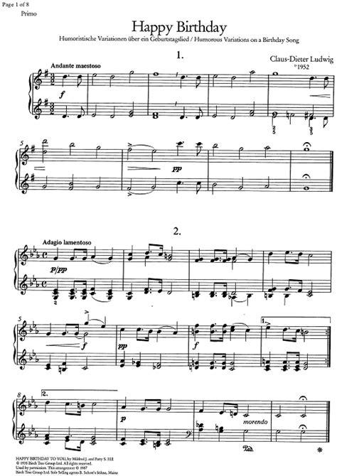 download happy birthday piano music mp3 white christmas easy piano sheet music free free white