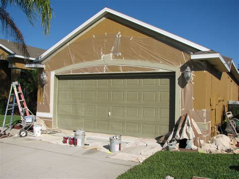 house spray painter melbourne garage door spray painting