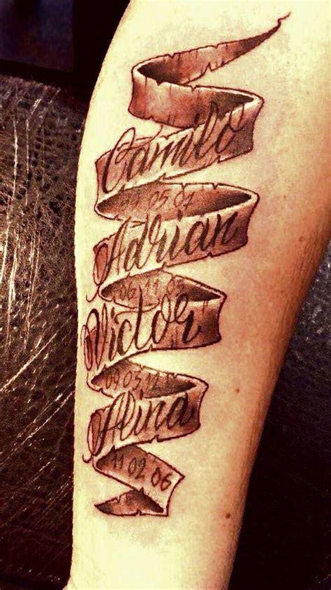 name tattoos with designs around it selena 6 3 2009 elizabeth grace 9 19 2010 amelia