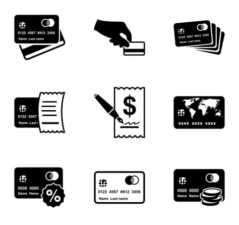 Send A Mastercard Gift Card Online - pay icons 1 293 free vector icons