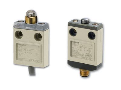 Switch Omron limit switches d4c omron europe