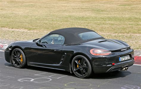 porche boxer porsche readies new 981 2 boxster and cayman with 4