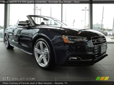 audi s5 convertible blue moonlight blue metallic 2013 audi s5 3 0 tfsi quattro