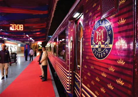 maharaja express why you should plan a vacation in maharajas express train