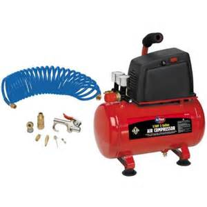 home depot air compressors 3 gal all power 1 3 hp air compressor with accessories