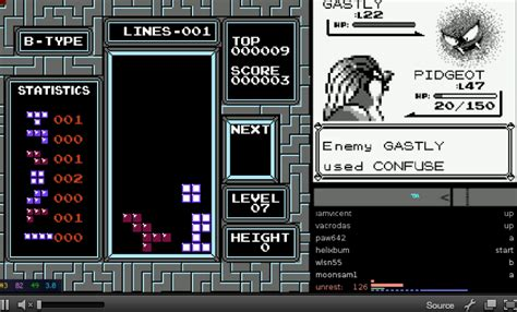 Image 702149 Twitch Plays Pokemon Know Your Meme - twitch plays pokemon plays tetris know your meme