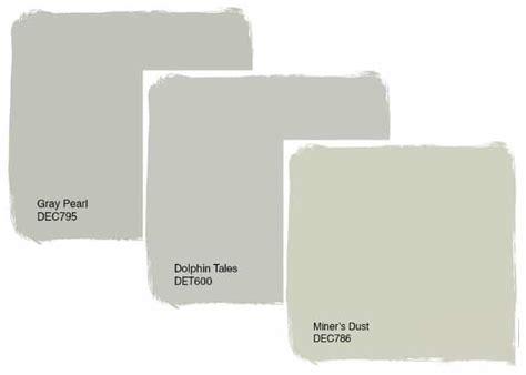 best gray paint color no purple no green no blue somewhat simple